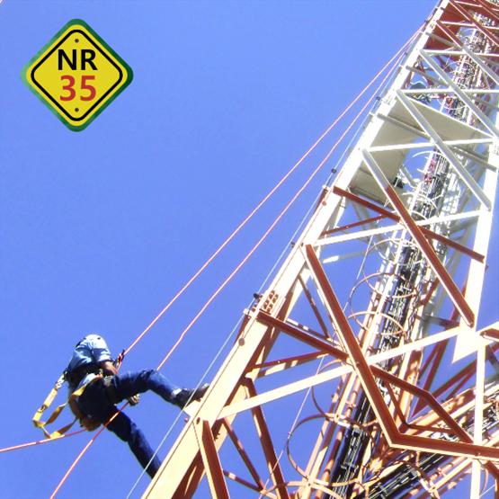 NR35 - Trabalho em Altura - Formação