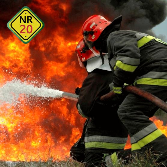 NR20 -  Líquidos Inflamáveis e Combustíveis (Intermediário)