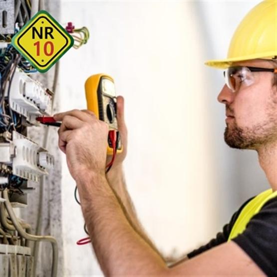 NR10 - Segurança em Instalações e Serviços com Eletricidade - Reciclagem