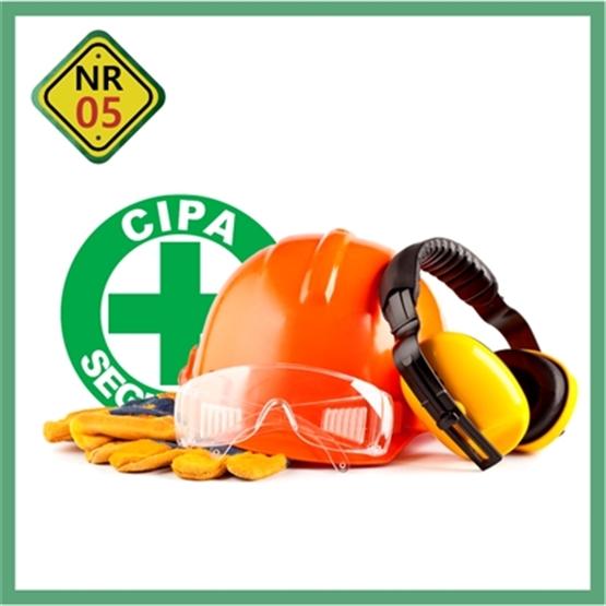 NR05 - Curso de Prevenção de Acidentes para membros da CIPA - Formação